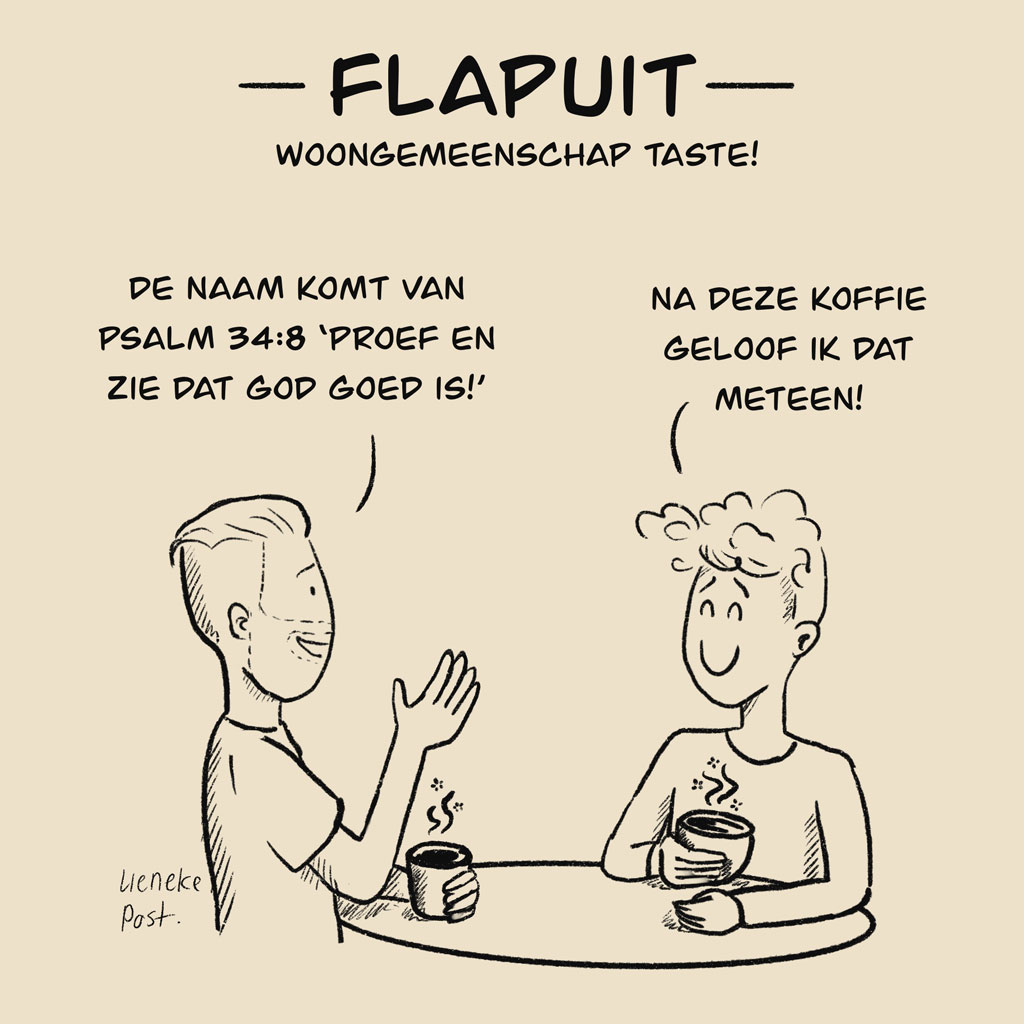 Flapuit Cartoons